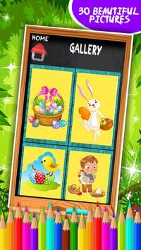 Easter Coloring Book screenshot 7