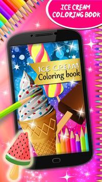 Ice Cream Coloring Book screenshot 8