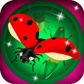 Insects Coloring Book icon