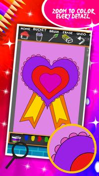 Love Coloring Book screenshot 3