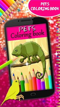 Pets Coloring Book screenshot 8