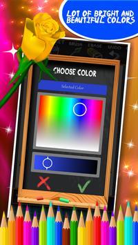 Roses Coloring Book screenshot 13
