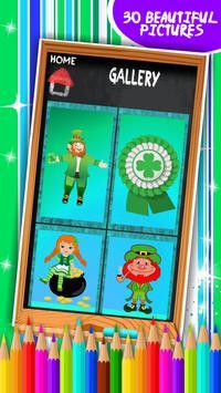 St. Patricks Day Coloring screenshot 15