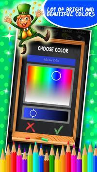 St. Patricks Day Coloring screenshot 5