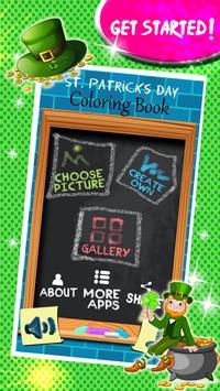 St. Patricks Day Coloring screenshot 9