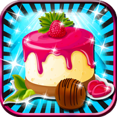 Sweet Treats Coloring Book icon