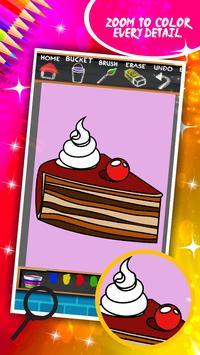 Sweet Treats Coloring Book screenshot 11