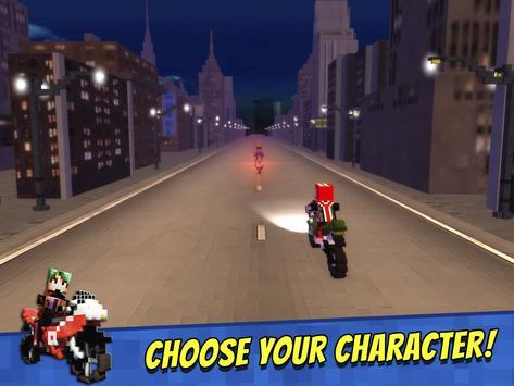 Blocky Bikes: Superbike Racing screenshot 7