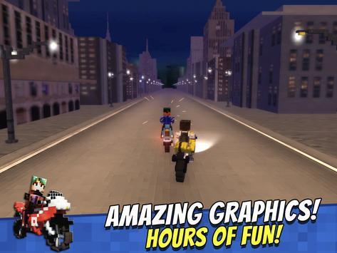 Blocky Bikes: Superbike Racing screenshot 9