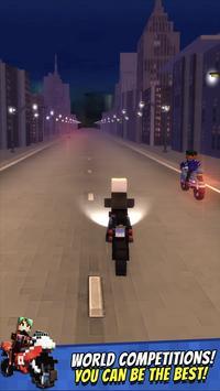 Blocky Bikes: Superbike Racing screenshot 13