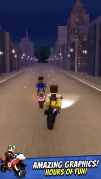Blocky Bikes: Superbike Racing screenshot 14