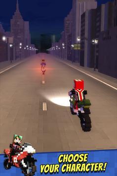 Blocky Bikes: Superbike Racing screenshot 2