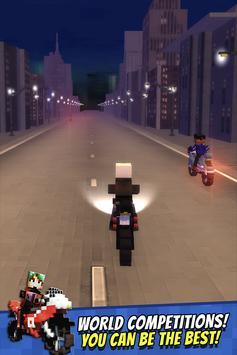 Blocky Bikes: Superbike Racing screenshot 3