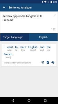 French English Dictionary & Translator Free screenshot 3