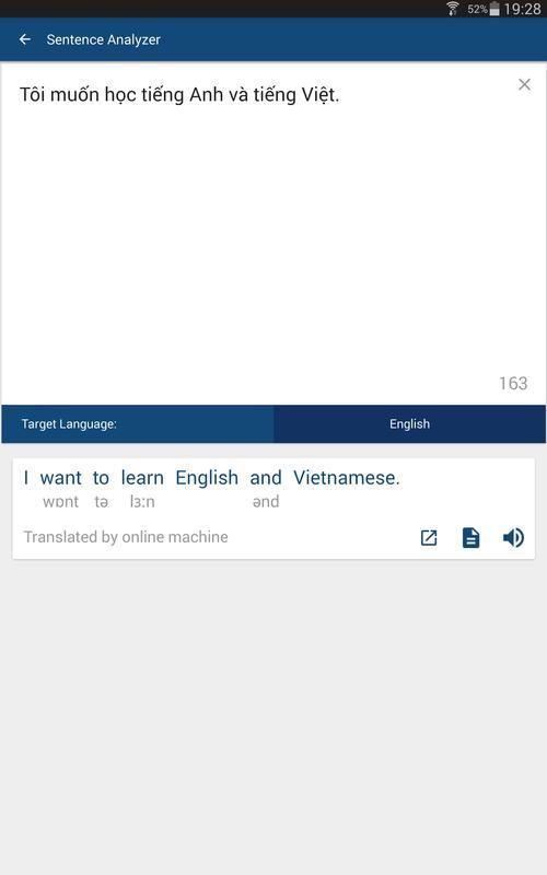 Vietnamese English Dictionary Translator Free Screenshot 6
