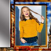 Amazing World City Frames icon