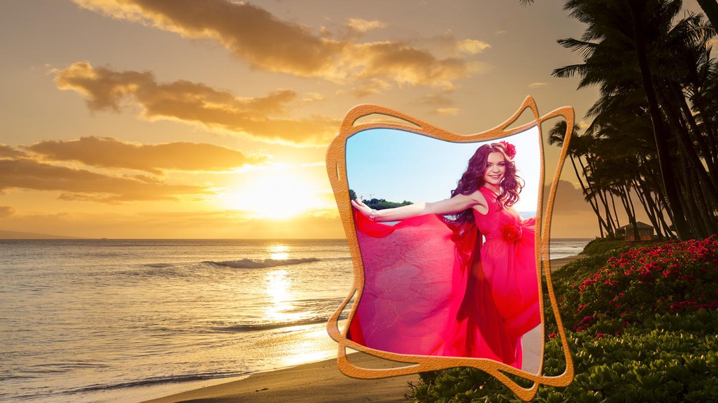 Strand Bilderrahmen für Android - APK herunterladen