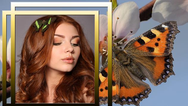 Beautiful Butterfly Frames screenshot 7