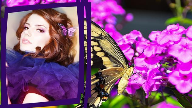 Beautiful Butterfly Frames screenshot 13