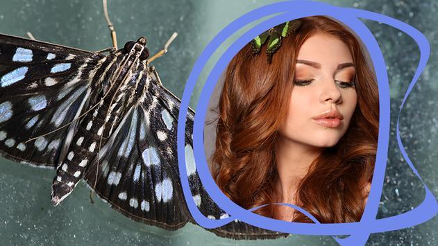 Beautiful Butterfly Frames screenshot 14