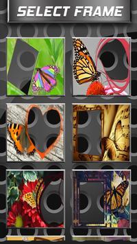 Beautiful Butterfly Frames screenshot 1