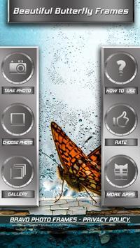 Beautiful Butterfly Frames screenshot 2