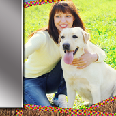 Dog Frames For Pictures icon