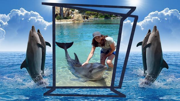 Dolphins Frames For Photos screenshot 12