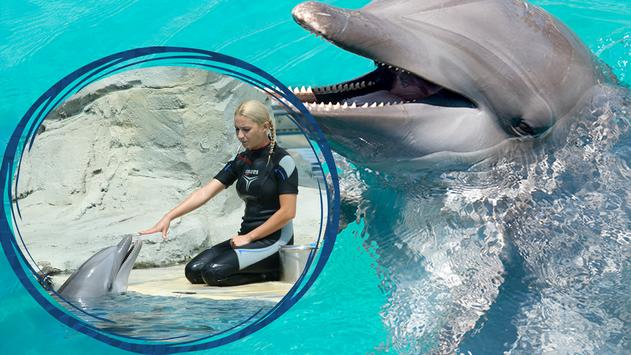 Dolphins Frames For Photos screenshot 3