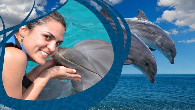 Dolphins Frames For Photos screenshot 5