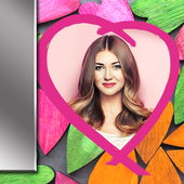 Hearts Photo Frames icon