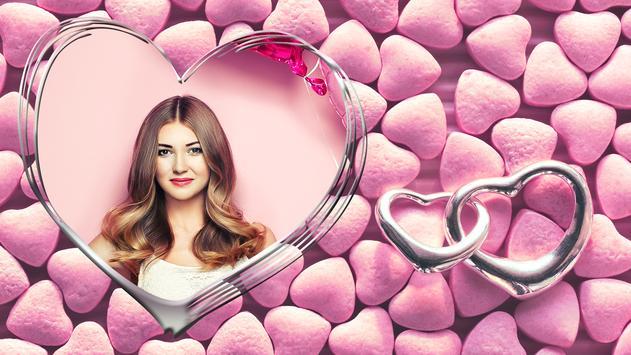 Hearts Photo Frames screenshot 4