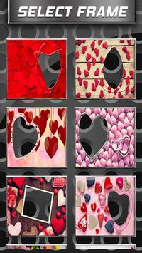 Hearts Photo Frames screenshot 9