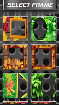 Leaves Photo Frames screenshot 1