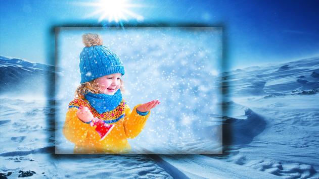 Snow Photo Frames screenshot 14
