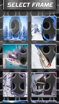 Snow Photo Frames screenshot 1