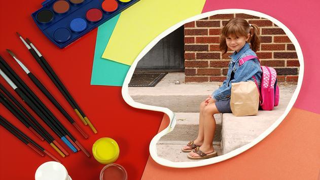 School Frames For Photos screenshot 4