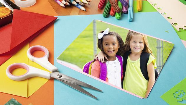 School Frames For Photos screenshot 5