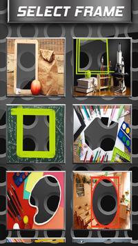 School Frames For Photos screenshot 9