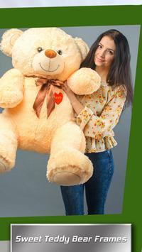 Sweet Teddy Bear Frames poster