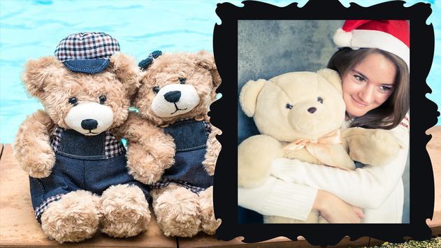 Sweet Teddy Bear Frames screenshot 15