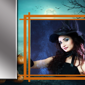 Photo Frames Halloween icon