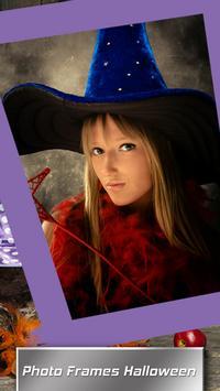 Photo Frames Halloween poster