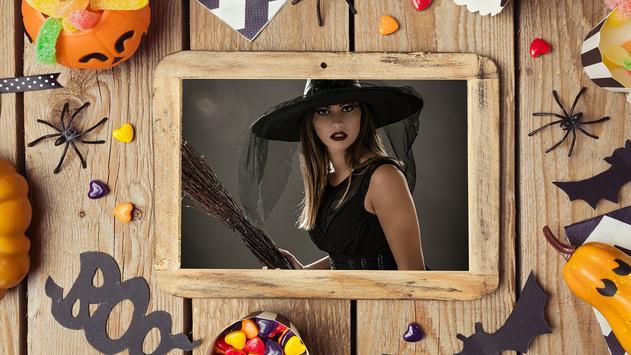 Photo Frames Halloween screenshot 3