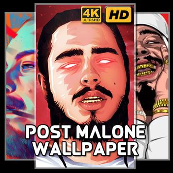 Post Malone Hd Wallpaper For Android Apk Download
