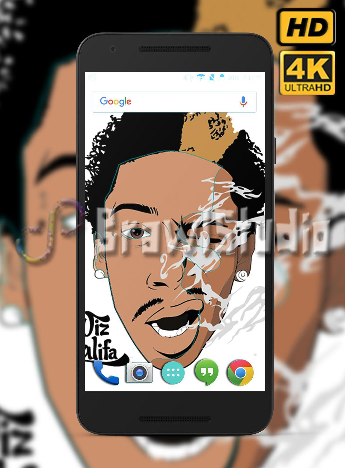 Wiz Khalifa HD Wallpaper for Android - APK Download