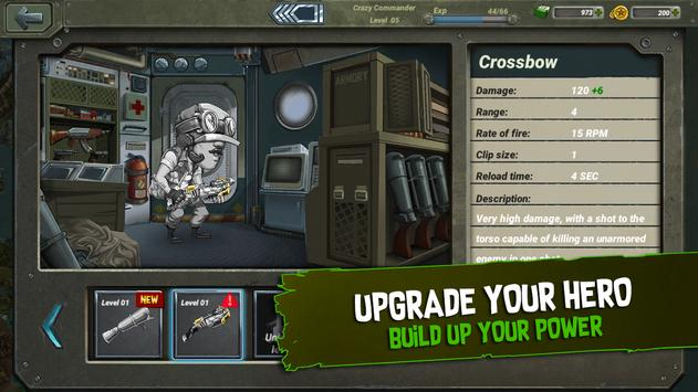 Zombie Heroes screenshot 4