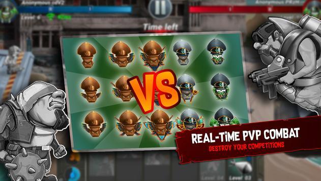 Zombie Heroes screenshot 5