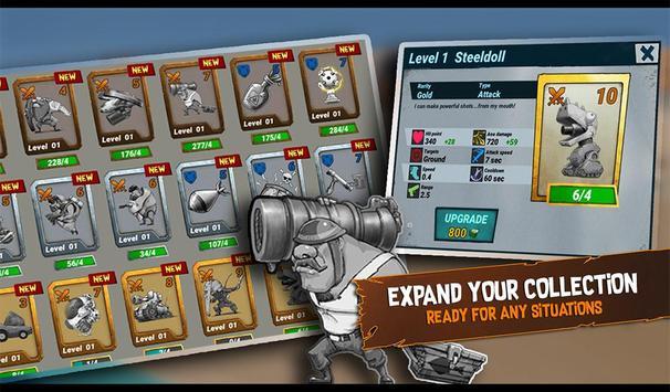 Zombie Heroes screenshot 13