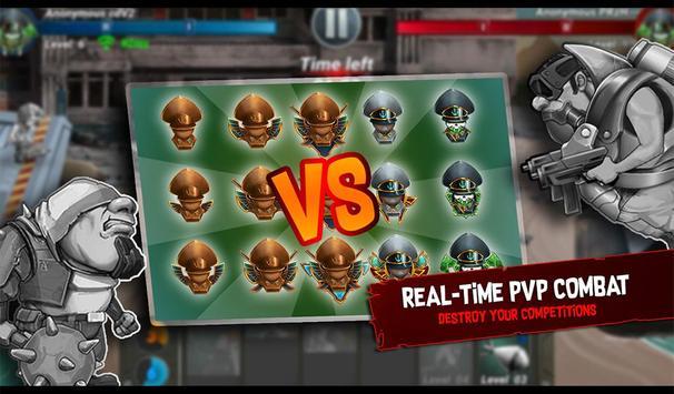 Zombie Heroes screenshot 17